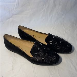 Katy Perry The Turner Loafers 8M New Black